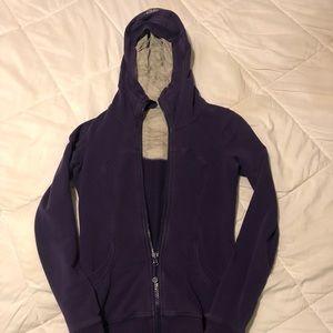Violet lululemon jacket